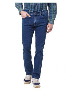 Pioneer Rando Megaflex - Gerade Stretch Jeans in Stonewash