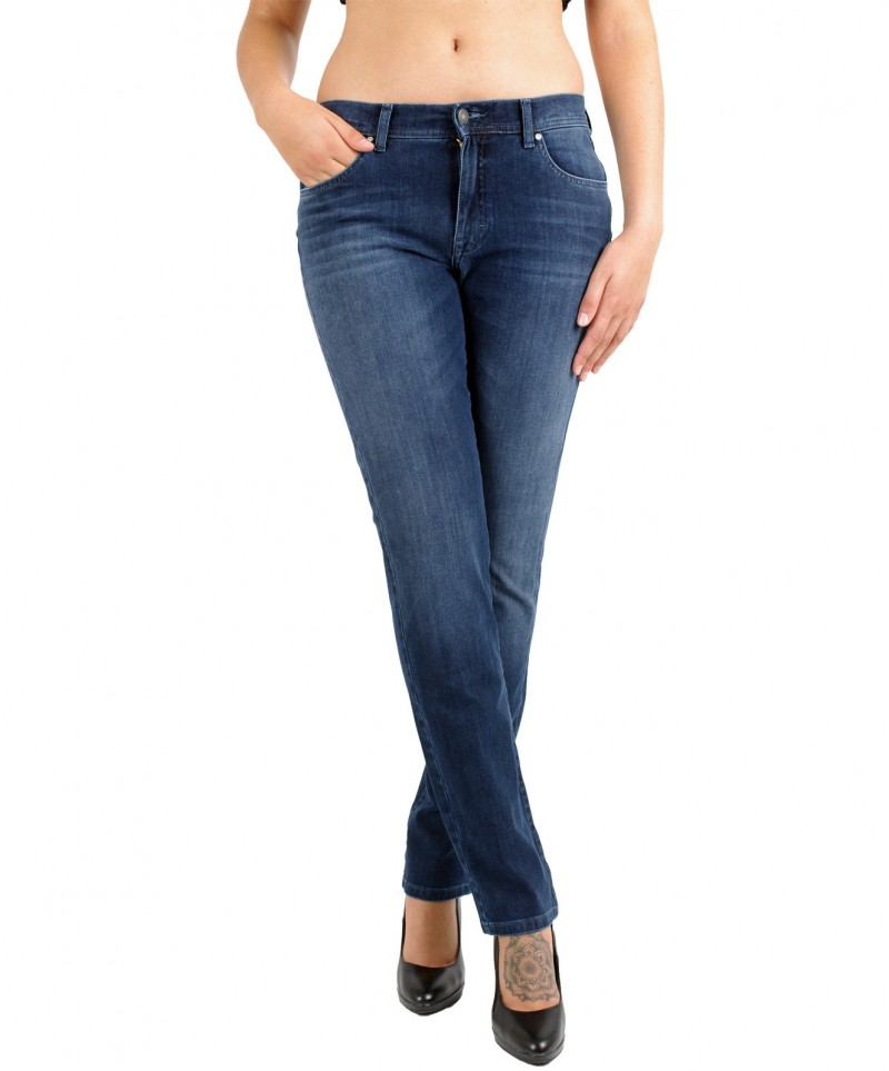 Angels CICI Jeans - Comfort 360° used Buffi - Dark