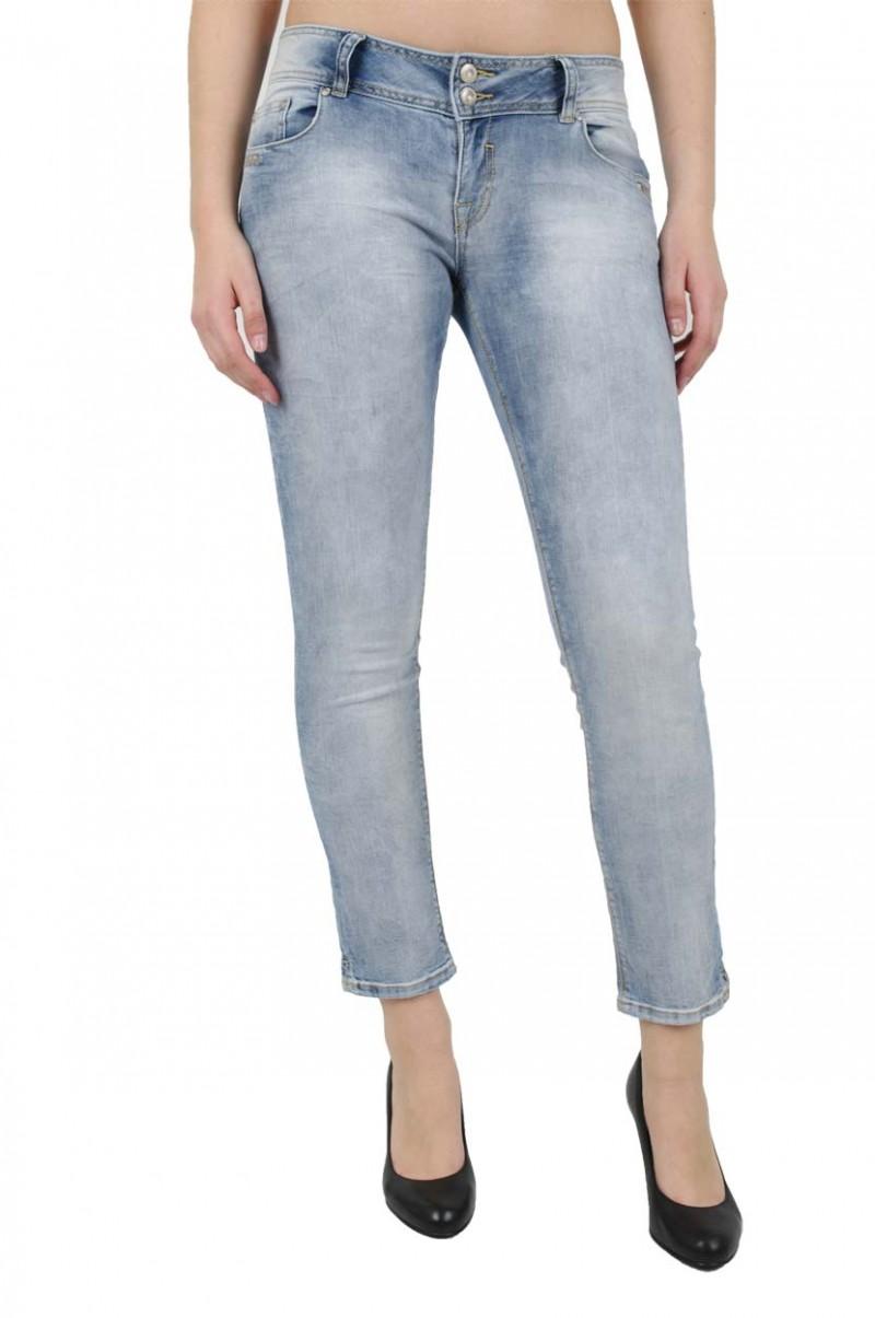 LTB Jeans Georget - Ankle Slim - Ella Undamaged v