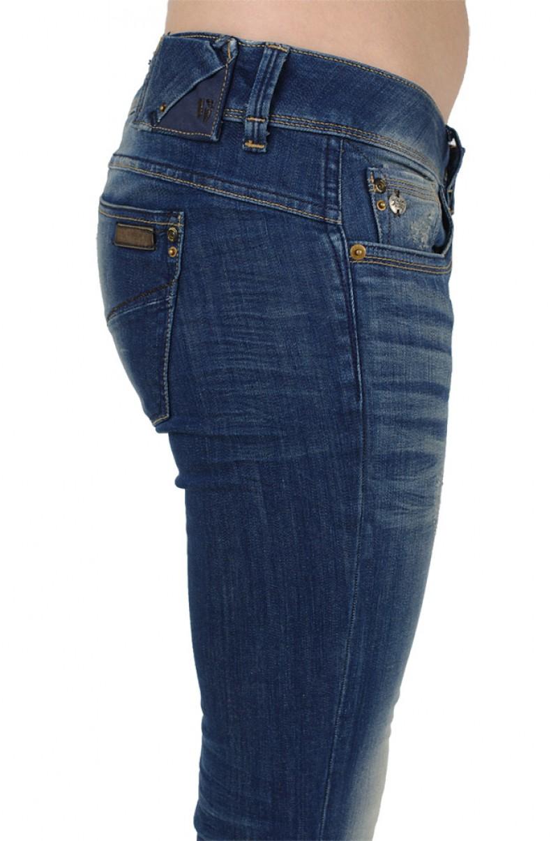 Garcia Jeans Riva - Slim Leg - Indigo Used