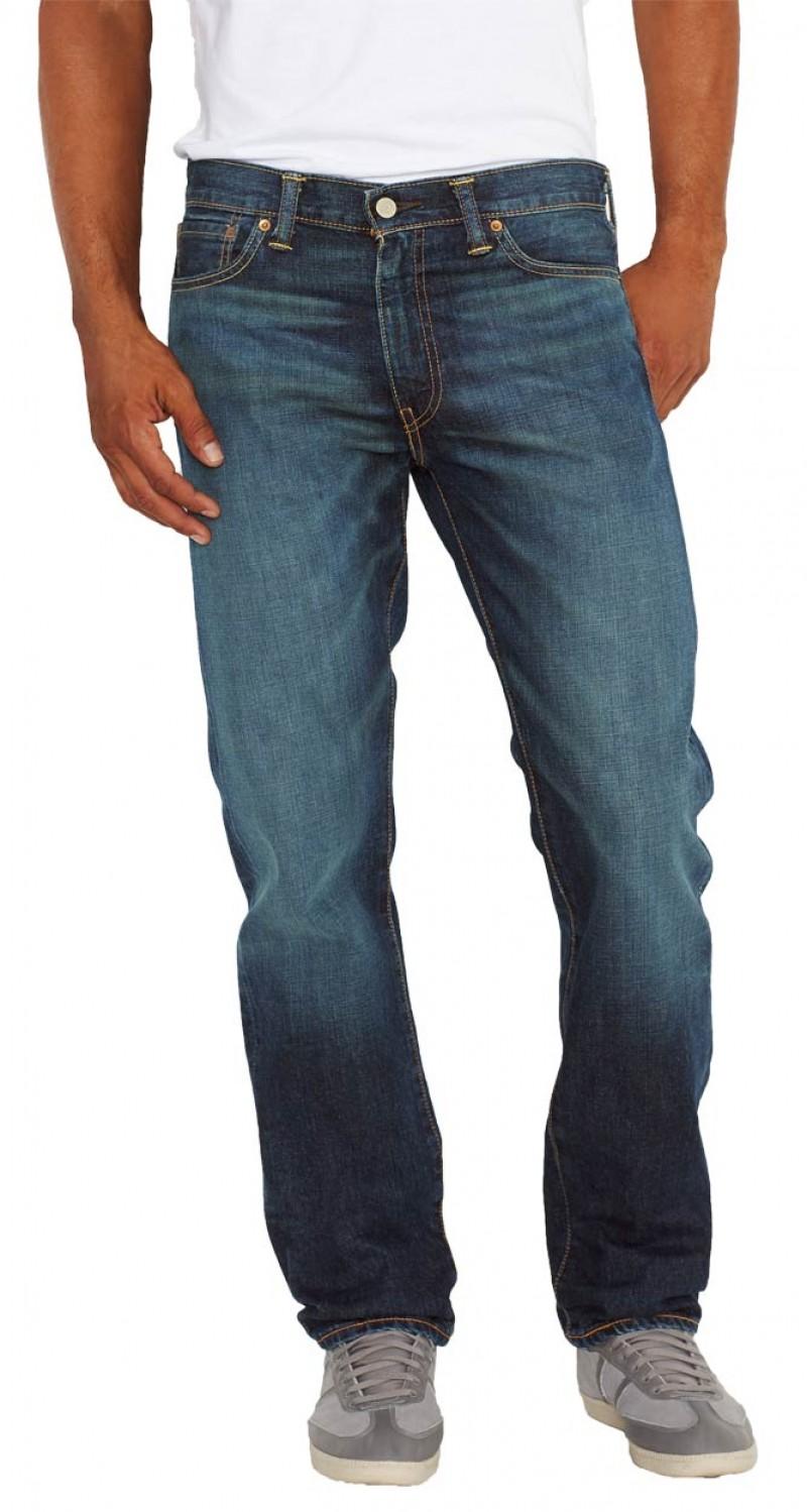 Levis 504 Jeans - Straight Leg - Eli