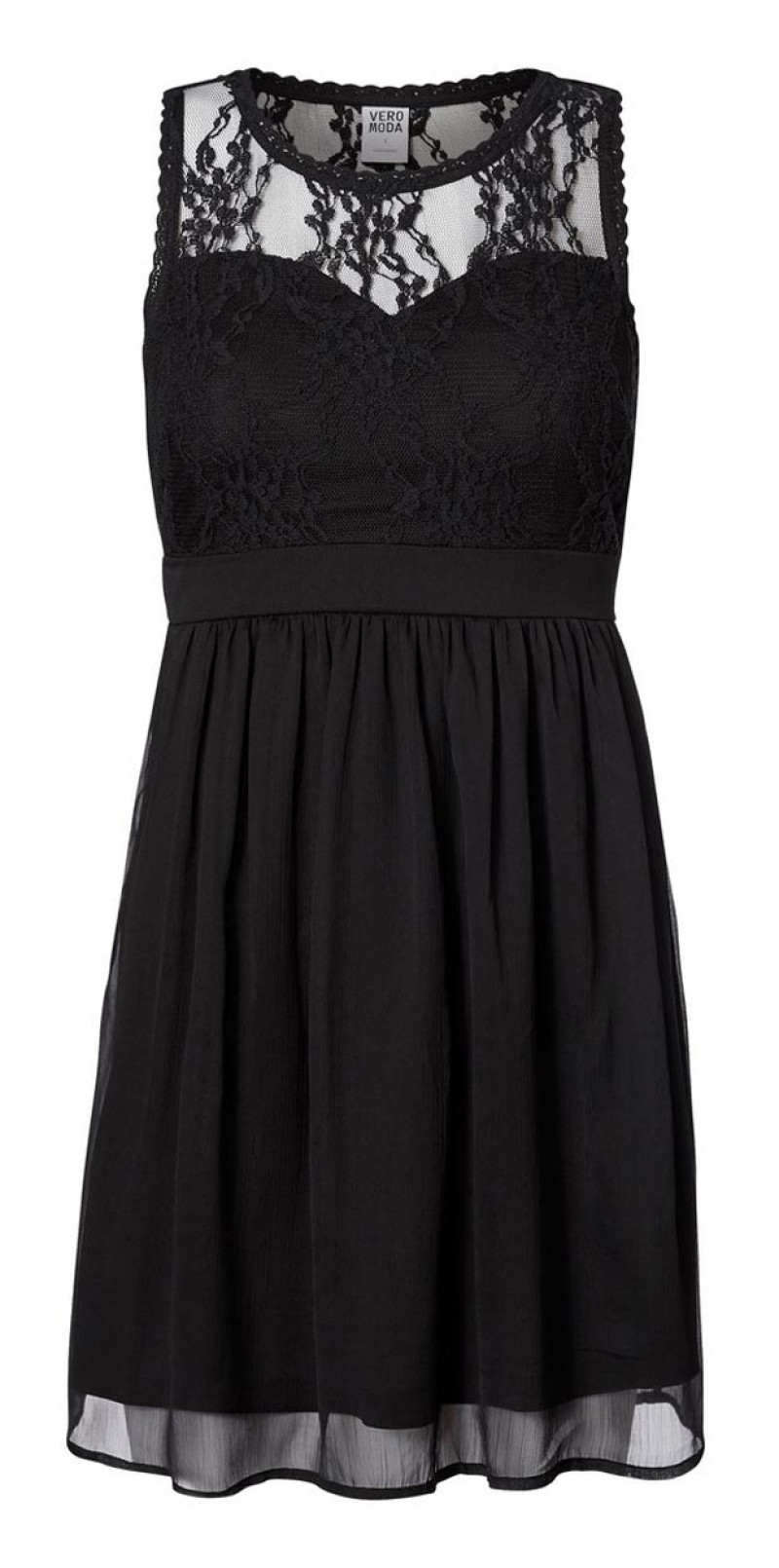 Vero Moda Kleid - Neja s/l mini - Black
