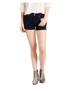 LEVI'S 501 Short - Straight - Blue Black Dream S