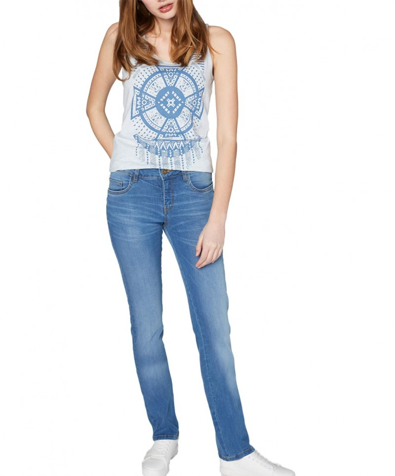 Colorado Layla - High Waist Jeans - Night Blue