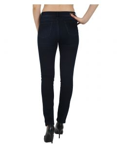 Angels Skinny Jeans - Power Stretch - Blue Blue - Hinten
