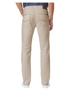 Pioneer Rando - Selected Jeans in Hellbeige - Hinten