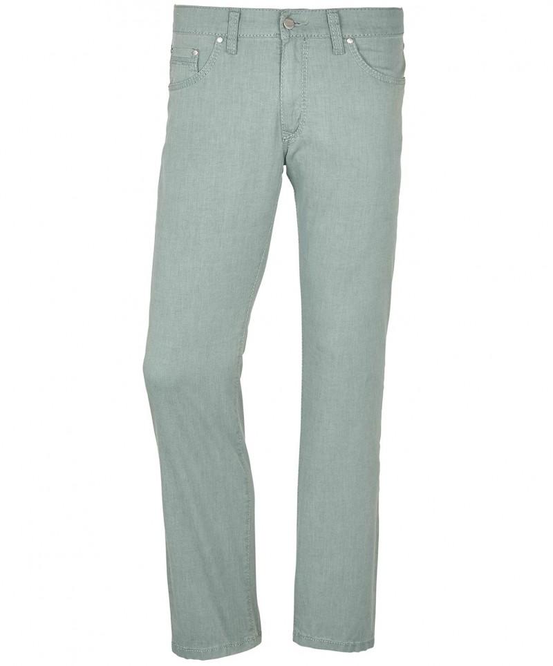 504d96dff5afe Pioneer Rando - Grüne Hose im Regular Fit
