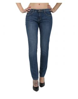 HIS MONROE Jeans - Slim Fit - Seashell Blue