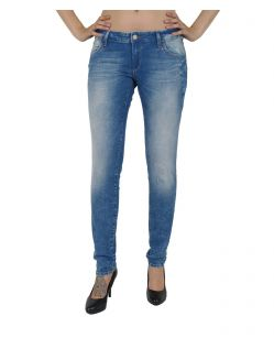 MAVI LINDY - Skinny Jeans - True Blue Barcelona