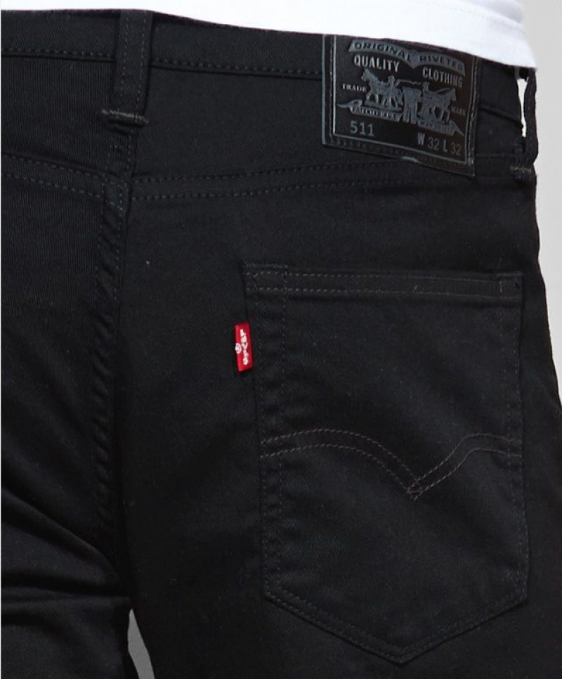 Levis 511 Jeans - Slim Fit - Moonshine