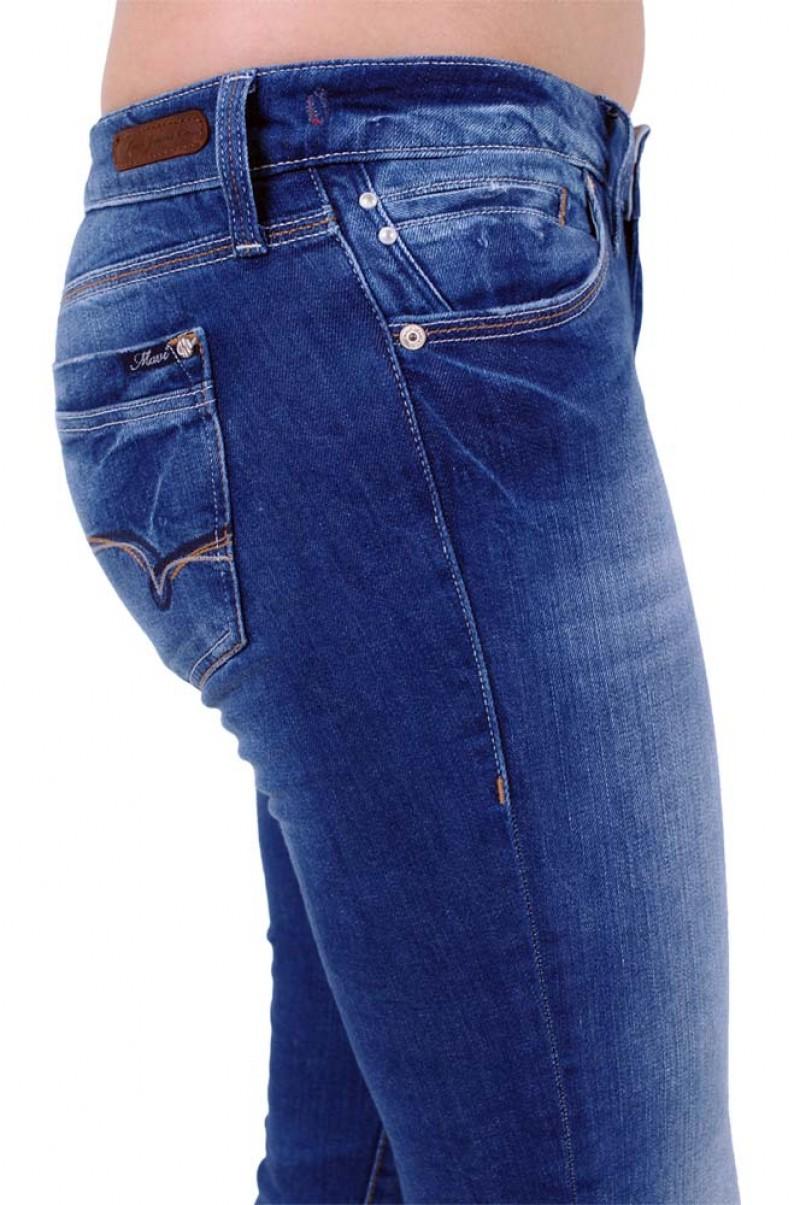 Mavi Lindy Jeans - Skinny Leg - Mid Stretch