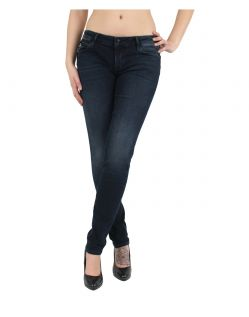 MAVI LINDY Jeans - Slim Skinny - Midnight