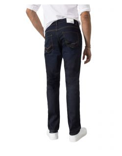 HIS STANTON - Straight Fit Jeans - Pure Rinse - Hinten