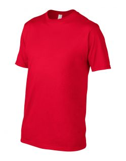 Anvil Knitwear Herren T-Shirt Sustainable  rot s