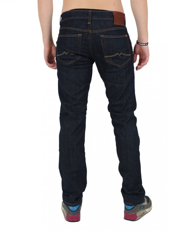 MUSTANG OREGON Taperd Jeans - Slim Fit - Rinse Washed