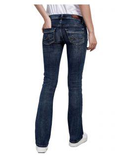 LTB Valerie Jeans - Bootcut - Blue Lapis - Hinten