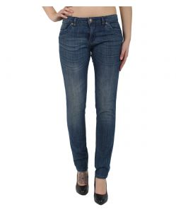 HIS MONROE Jeans - Slim Fit - Essential Blue