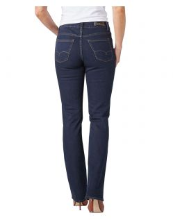 Pioneer KATE Jeans - Regular Fit - Blue Rinse - Hinten