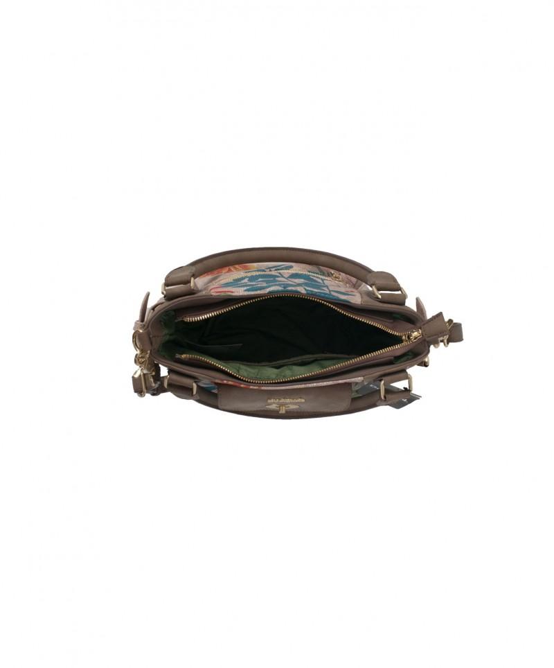 Desigual Tasche - Bols Mini McBee Mogli - Grau
