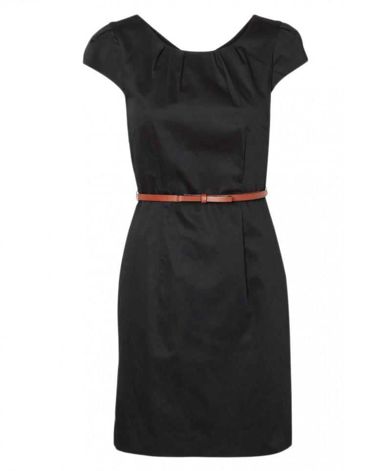 Vero moda kleid schwarz lang