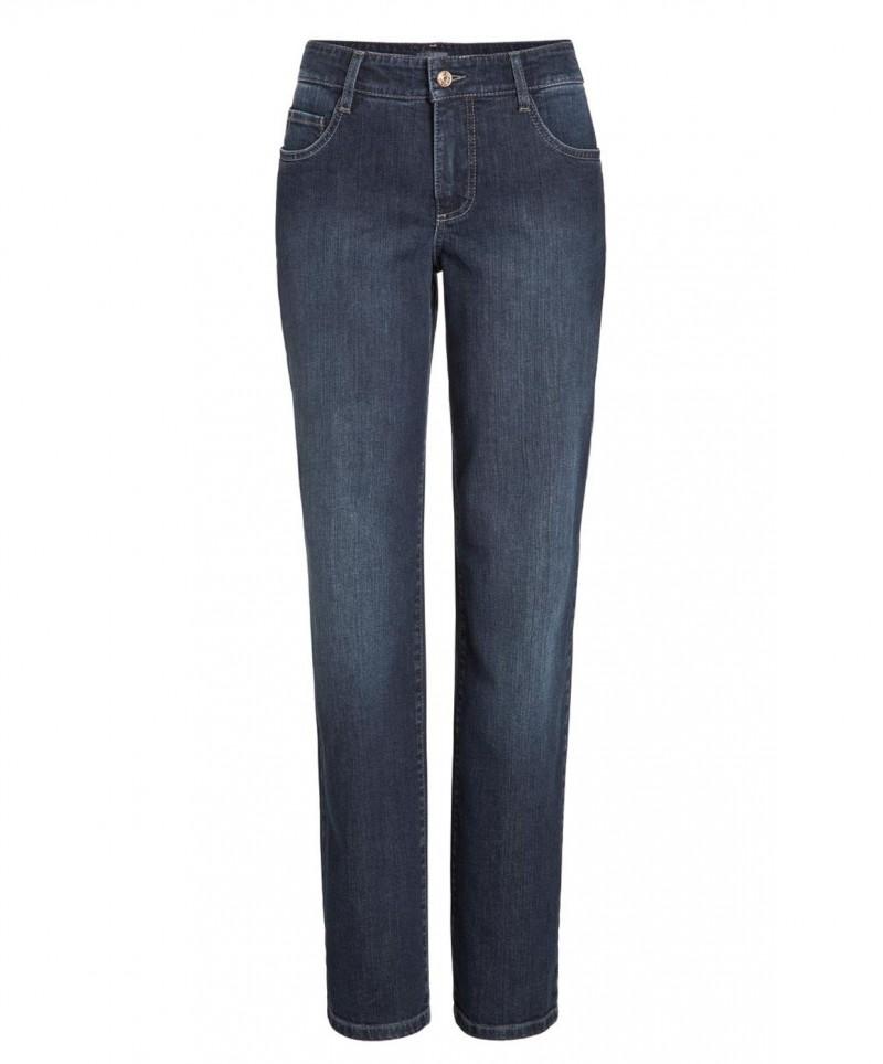 Mac Gracia Jeans - Super Soft - Authentic Mid Blue Used
