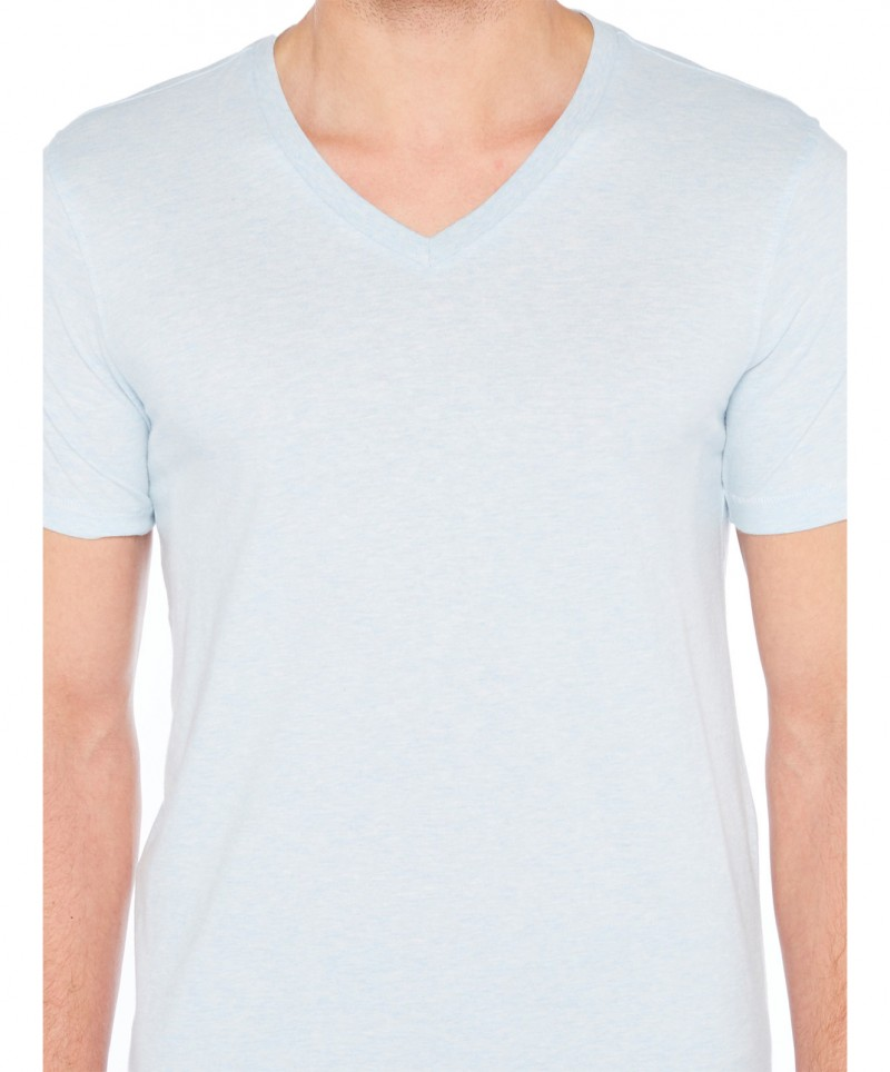 Colorado Joaquim - V-Neck T-Shirt - Illusion Mel