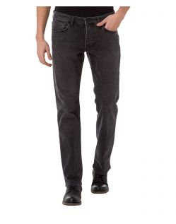 CROSS Jeans Dylan - Straight Leg - Dark Grey