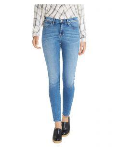 WRANGLER HIGH RISE SKINNY Jeans - Best Blue