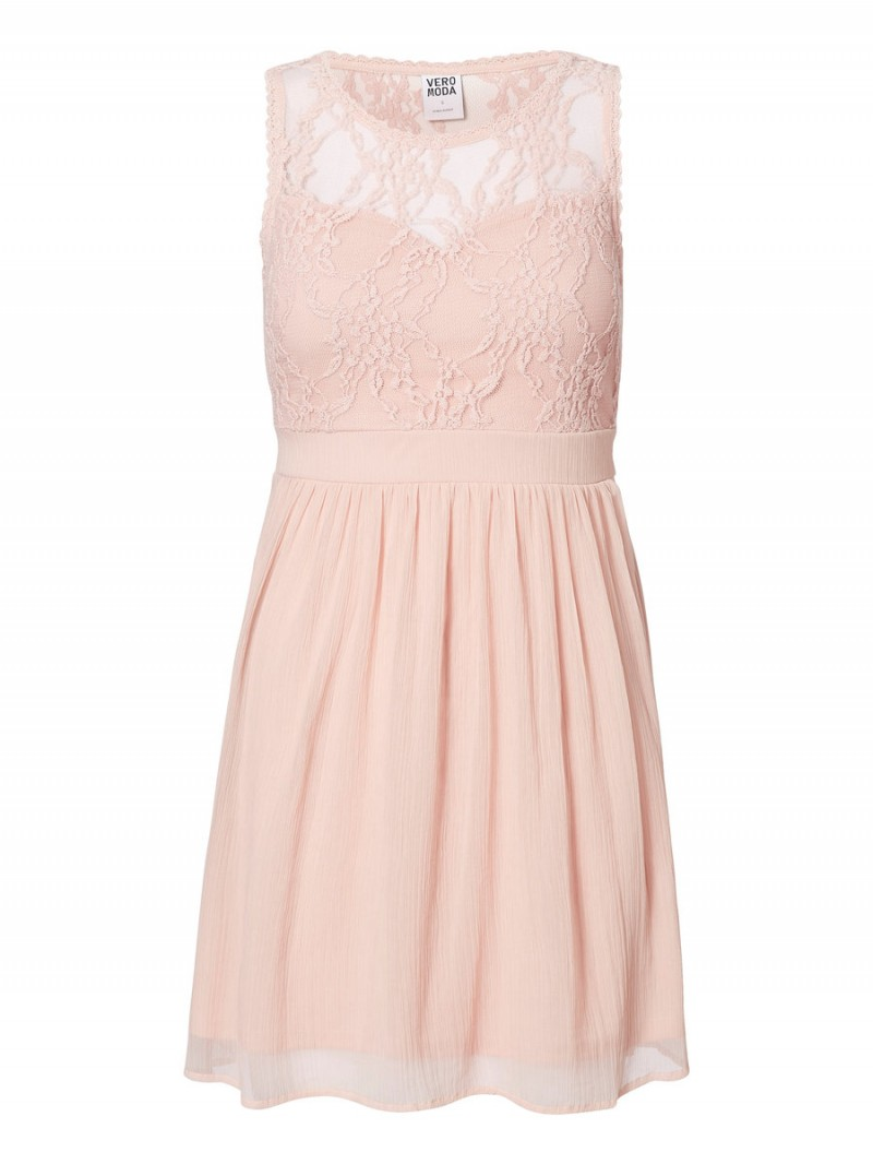 Vero Moda Kleid - Neja s/l mini - Rose Smoke