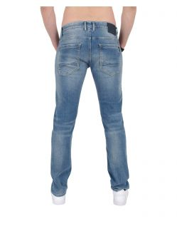 GARCIA RUSSO Jeans - Tapered Leg - Light Used - Hinten
