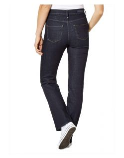 Paddocks Kate - Straight Leg Jeans in Blauem Rinsewash - Hinten