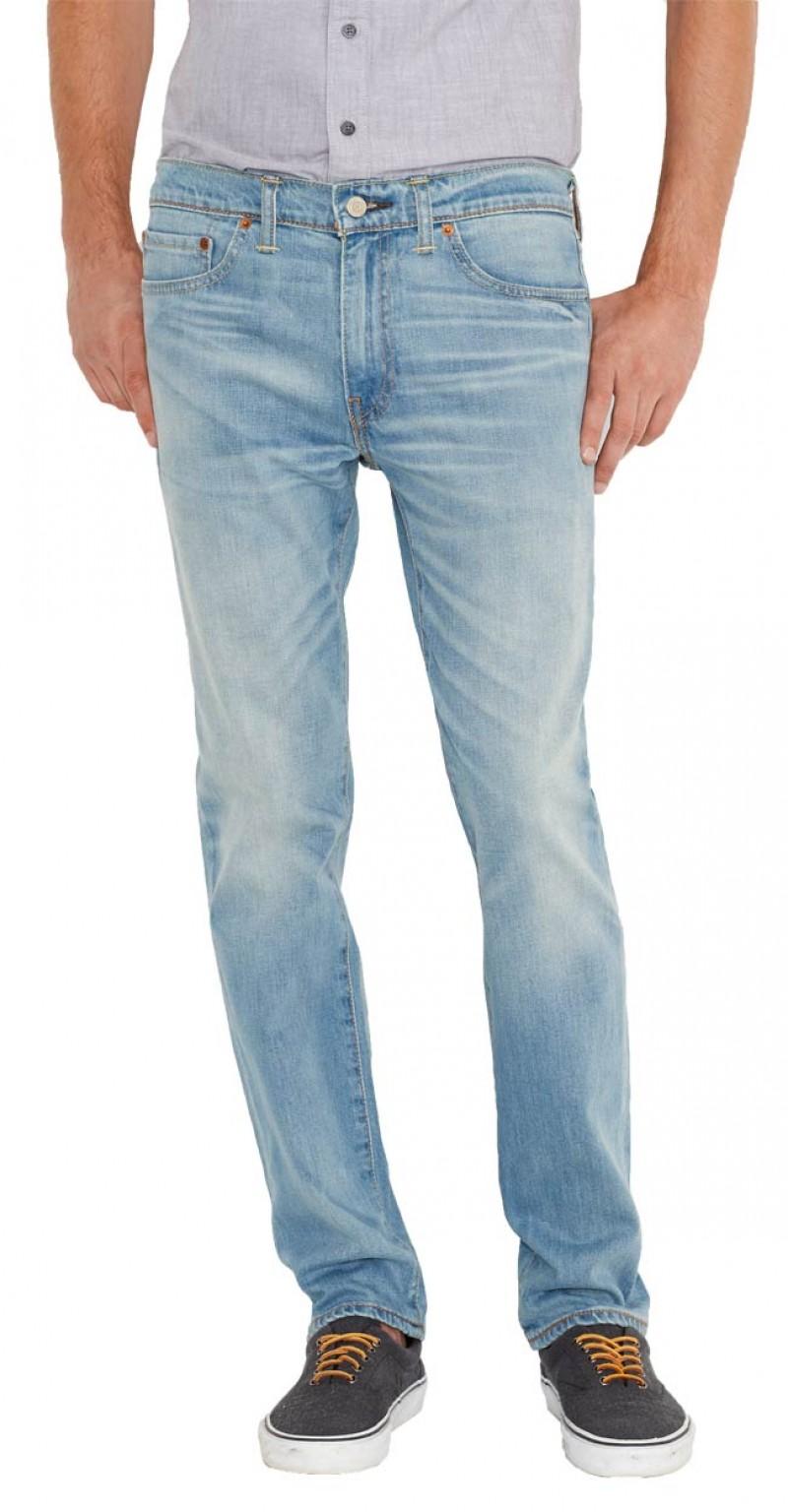 Levis 511 Jeans - Slim Fit - Aber v
