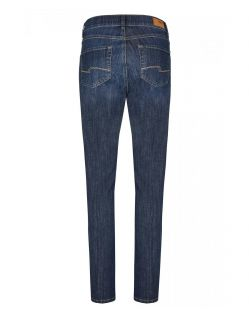 Angels Cici - Straight Jeans in Used Optik mit Crinkle - f02