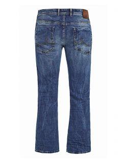 LTB Jeans Tinman - Bootcut Jeans - Hartlon Wash - Hinten