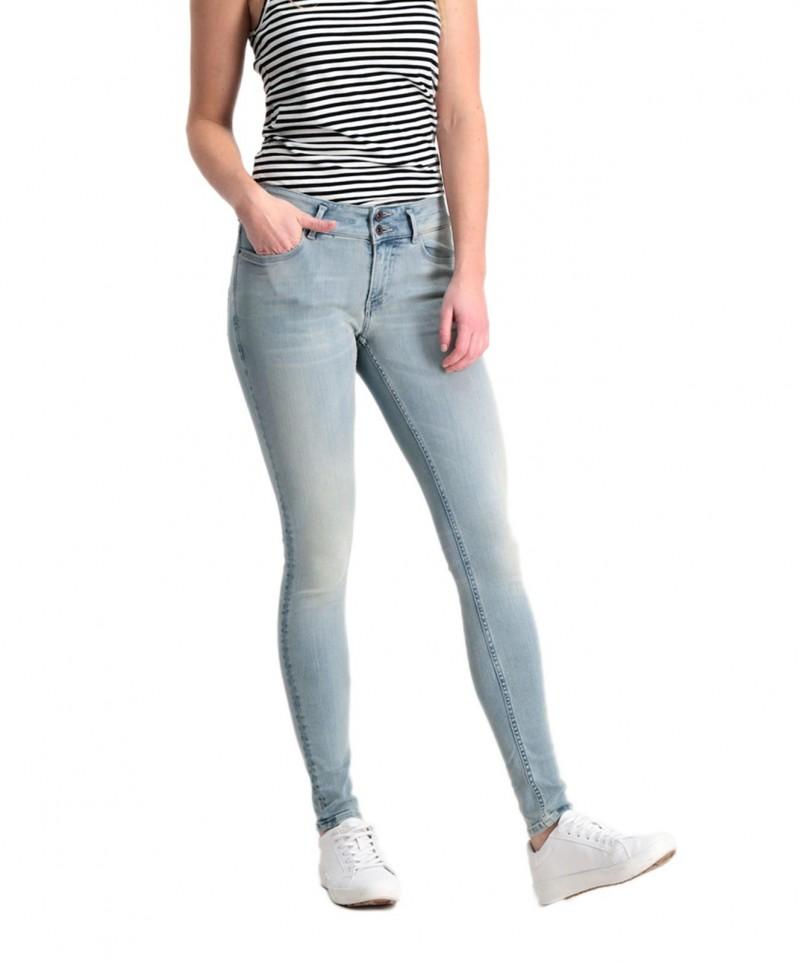 GARCIA Rachelle Jeans - Super Slim Leg - Blue Black Used