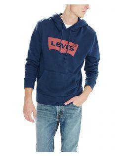 LEVI'S Graphic - Sweatshirt mit Kapuze - Dunkelblau