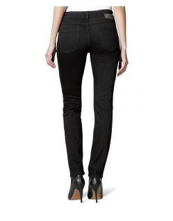 MUSTANG JASMIN Jeans - Slim Fit - Midnight Black - Hinten