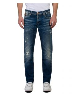 LTB Servando X - Zerrissene Jeans in Tapered Fit