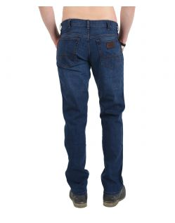 WRANGLER TEXAS STRETCH Jeans - Classic Blues - Hinten