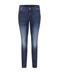 Mac Dream Skinny Authentic - dunkle Jeans in enger Silhouette