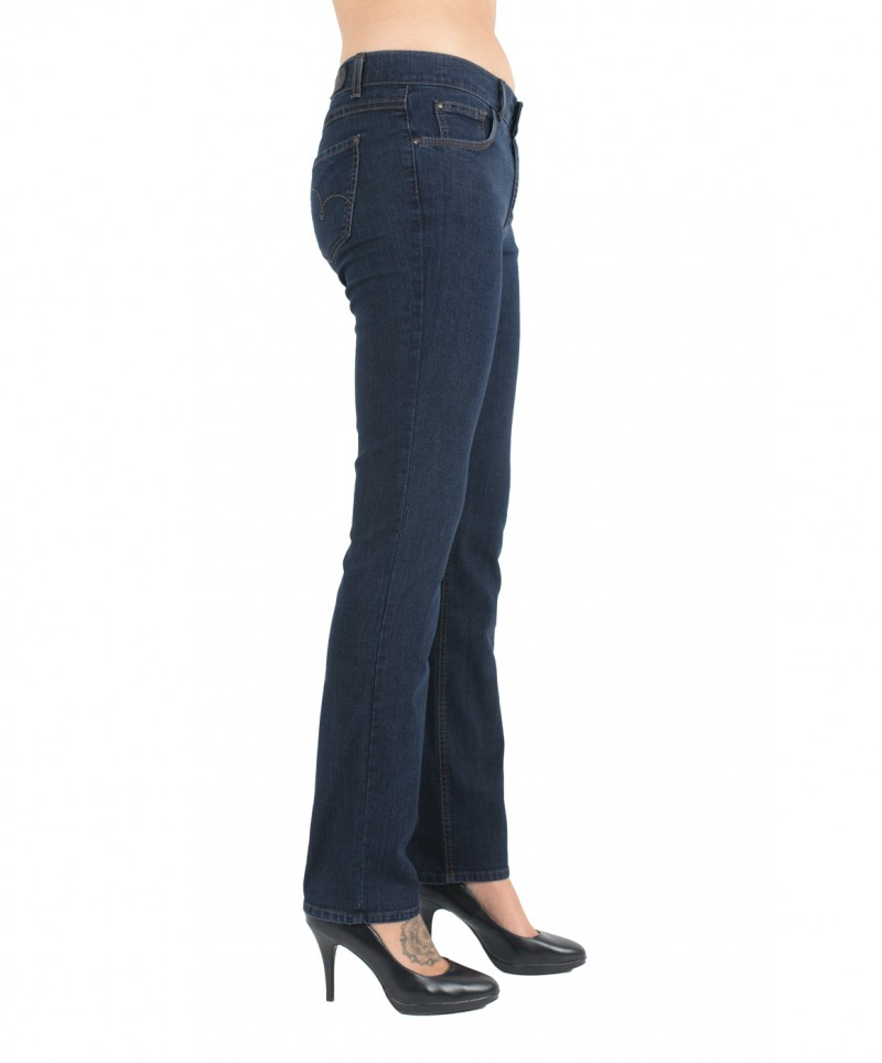 Angels Cici Jeans  - Dark Washed