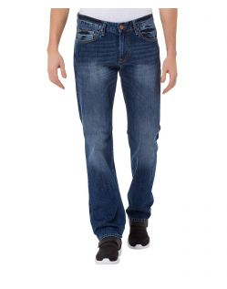 CROSS Jeans Antonio - Slightly Tapered - Authentic Blue Used
