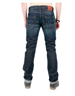 LTB HOLLWOOD Jeans - Straight Fit - Iconium Wash - Hinten