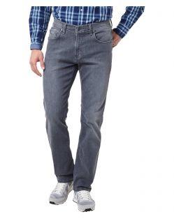 Pioneer Rando Megaflex - hellgraue Jeans mit Regular Fit