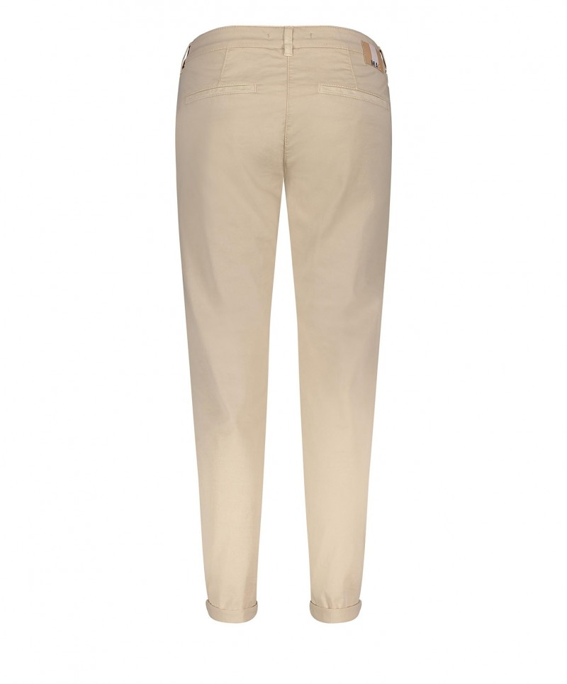 MAC Chino - Relaxed Slim Fit - Wheat Beige