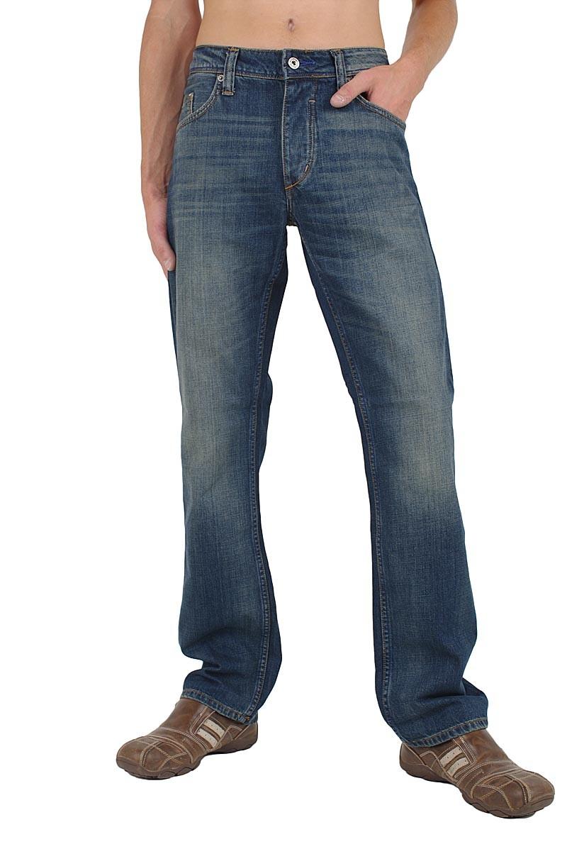 Mustang Michigan Jeans tinted rinse washed
