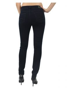 Angels Jeans Skinny - Hinten - Stretch Denim - Dunkelblau