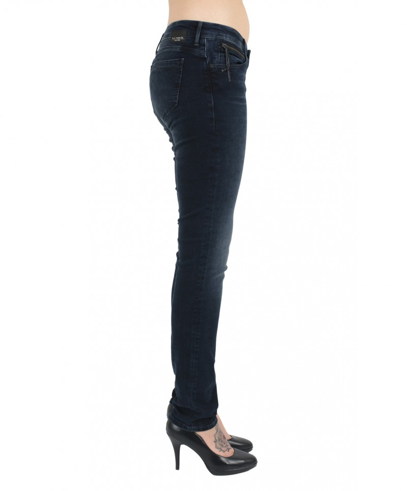 MAVI LINDY Jeans - Slim Skinny - Midnight