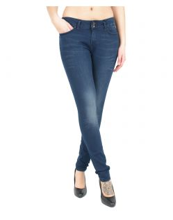 GARCIA Rachelle Jeans - Super Slim Leg - Blue Black Used