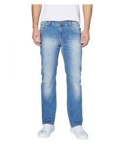 Colorado Luke »Slim Fit Jeans« Medium Blue